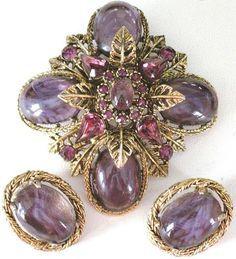 Schiaparelli Jewelry on Pinterest | Elsa Schiaparelli, Earring Set ...