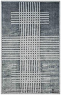 MIR650E Rug from Mirage collection. Mirage rugs evoke images of Hollywood glamour with lustrous tone-on-tone and cut pile motifs crafted of sustainable viscose yarn to emulate the look and feel of silk. Subtly patterned Mirage rugs are hand loomed in India and rich in textural interest.