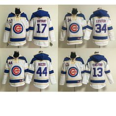 cb5183faf40 Aliexpress.com   Buy Mens Chicago Cubs Baseball Hoodie Sweatshirts Starlin  Castro   Kris Bryant   Jon Lester   Anthony Rizzo hoodie   Sweater from  Reliable ...