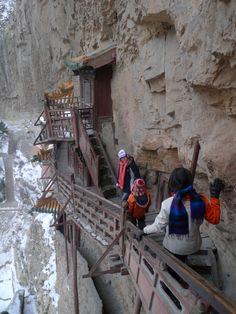 Image result for HANGING TEMPLE,HENGSHAN