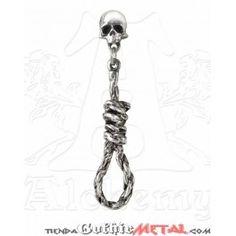 Pendiente Hang Man's Noose