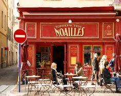 caffè bar Nizza Francia, via Flickr.