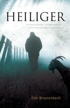 Dibi Breytenbach volg haar spanningsromans, Saliger en Vrediger met Heiliger op. Al drie romans is geweef rondom misdade en die lot van die slagoffer sowel as die misdadiger.