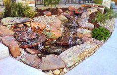 water features budget | Water Feature Designs to Fit Any Budget