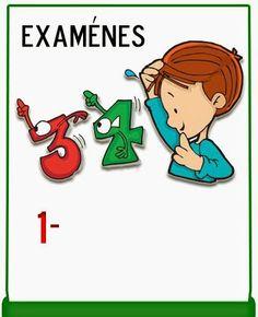 aLeXduv3: Exámenes de primer grado de primaria