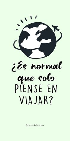 🌎¡Frases para viajeros! 🌎 ¿Es normal que solo piense en viajar? #viajes #frasesparaviajeros #frasesdeviajes #inspiración #motivación Travel Office, Inspirational Phrases, Twitter Quotes, Good Thoughts, How I Feel, Travel Quotes, Traveling By Yourself, Travel Tips, Love Quotes