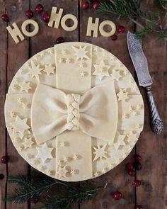 The pie present