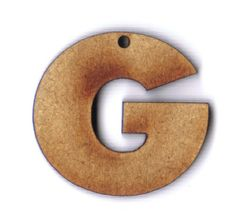 Letter G 1 inch wooden bead Letter G, Letter Beads, Amazon Art, Sewing Stores, Wooden Beads, Sewing Crafts, Symbols, Glyphs, Icons