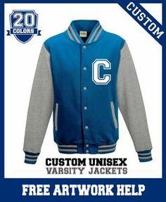 custom-made kids boys youth birthday gift custom varsity jackets sweatshirt