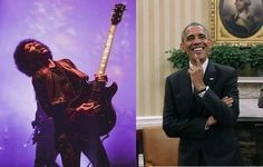 When Low Cut Connie's Adam Wiener visited the White House in May 2016, he saw photos of Prince on display. 'What's amazing about the story is what was in the pictures,' Wiener explains. It turns out former President Barack Obama is a big fan of Prince. Watch video of Wiener telling this little-known story.