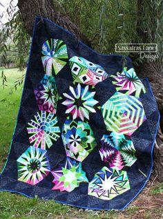 Arcadia Avenue - BOM Quilt Book – Sassafras Lane Designs