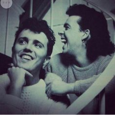 Curt Smith and Roland Orzabal