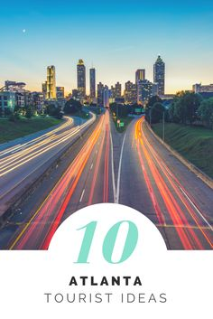 Traveling to Atlanta and would like to know what to do? Take a look at the 10 best tourist ideas for Atlanta.