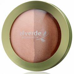 ALVERDE - neue Produkte im Sortiment 2012 - Naturkosmetic - Organic Beauty - Light Bronzer Duo 'Light Bronze' http://www.magi-mania.de/neu-im-sortiment-bei-alverde/