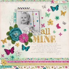 All Mine - Zoe Pearn - Sweet Shoppe Gallery