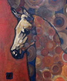 Peggy Judy Mare and Foal 18 x 24 acrylic on panel Animal Paintings, Paintings I Love, Horse Paintings, Pastel Paintings, Cow Art, Horse Art, Horse Drawings, Art Drawings, Circle Art