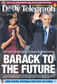 Especial portadas de Europa del 8 de Noviembre 2012: Elecciones en EEUU | discutivo.com