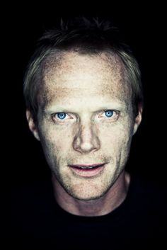 Paul Bettany | Close-up portraits | Photography