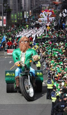 st. patrick's day in ireland - Google Search