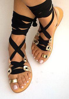 sandales en cuir sandales gladiateur chaussures femmes