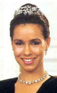 Princess Angela of Lichtenstien the first and only black princess in Europe. Liechtenstein