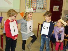 BS Op De Horst   m   Groepen   Groep 3   Letterfeest Language, Teaching, Kunst, Language Arts, Teaching Manners, Learning