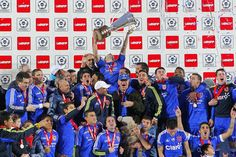 Universidad de Chile makes history ... again