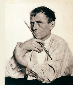 Hugo Erfurth. Otto Dix, 1929  Oil print. 47 x 37,5 cm. Museum Ludwig, Colonia (Collection of Photographs). Repro: Rheinisches Bildarchiv Köln.