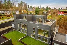 Kolbotn Atrium - Spennende bolig - Vestvendt stue - Flott utsikt