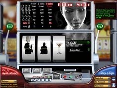 Travel back in time to the 1940's with this hard boiled, dark and depressing slots game from Grand Virtual CIDC. Gangsters, a femme fatale sipping a martini in the darkened bar, a police detective, smoking guns and bullets set the scene to escape into the genre of an existential fight against corruption.