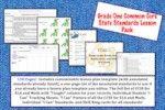 Common Core Math Lessons: Grade 1