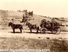 STAGECOACH TOWNS | Ghost Towns and Legends of Lost Treasure :: Care2 Groups