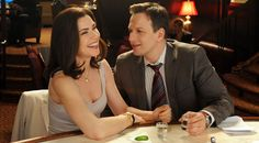 The Good Wife. So happy to see Julianna Margulies in such a good role.