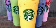 What Happens When People Try Secret Starbucks Drinks...