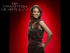 Dia Frampton - Heartless ( The Voice America Season 1) Studio Version