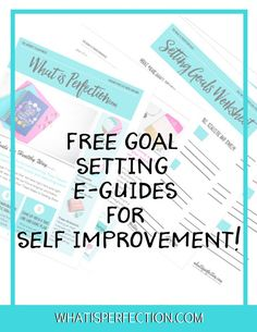 want free self improvement guides to better your life, grow your self esteem and confidence ? Come check out this post on how to get free worksheets to make your life happier and more fulfilling!