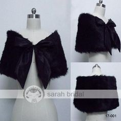 Discount Cheap 2015 Black Bridal Wraps Faux Fur Cape Stole Shawl Bolero Jacket Free Size Coat Shrug Bridal For Wedding Dress Winter BLACK FEIDAY Online with $10.78/Piece | DHgate