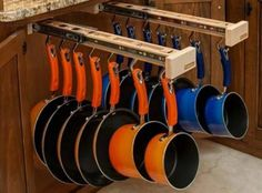glideware pan organizers from Grand Junction Colorado