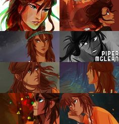 I like how all Percy Jackson fans love the fanart, but not the official art.