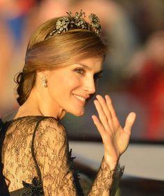 Letizia Ortiz, de presentadora a reina en 39 imágenes (Trendencias)