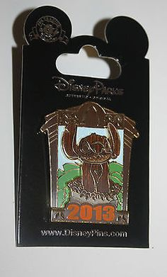 New Disney Aulani Hawaii Resort 2013 Stitch Pin Aloha Disney Parks Authentic