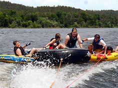Kids having fun on Lake Cortez Hot Springs, Lakes, Have Fun, Boat, Kids, Children, Spa Water, Boys, Boats