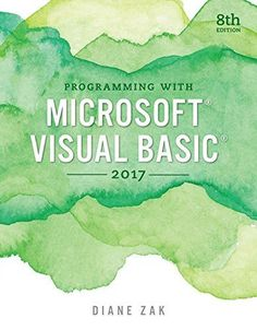 Trigonometry 8th edition by charles p mckeague mark d turner programming with microsoft visual basic 2017 8th edition pdf download e book fandeluxe Image collections