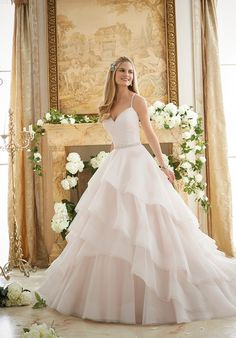Morilee by Madeline Gardner 2873 Ball Gown Wedding Dress