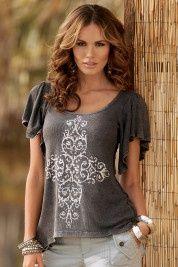 Cute T-shirt!