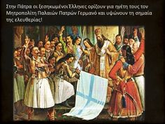 Top 10 Lesser-Known Wars Of Independence - Greek War of Independence Hellenic Army, Greek Independence, Greek History, Greek Music, Simple Minds, Spring Activities, In Ancient Times, Greece, Places To Visit