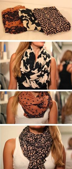 The Best Women Fashion: Latest Stylish Scarves for Ladies