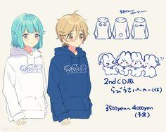 Медиа-твиты от ぱーこ🐰ブリデ11 (@paco_p_)   Твиттер Anime Couples Drawings, Couple Drawings, Cute Anime Couples, Digital Art Tutorial, Ensemble Stars, Manga Drawing, Aesthetic Art, Anime Art, Character Design