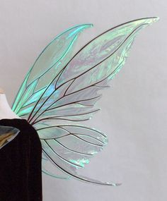 how to make fantasy film costume wings - Google Search