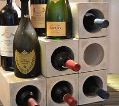 Pretty cool wine storage